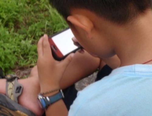 A los 10 años promedio, los niños obtienen su primer smartphone